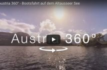 Screenshot 360 Grad Video vom Altausseer See